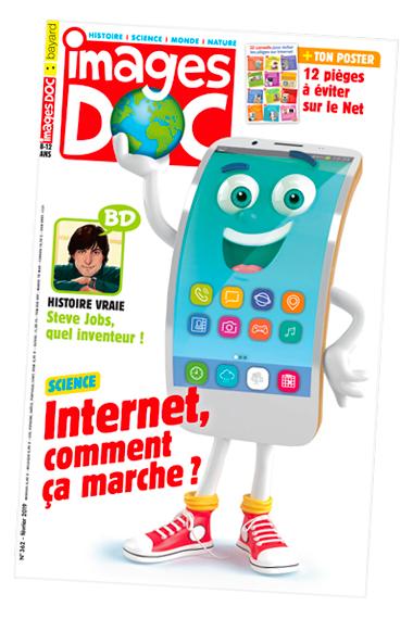 Couverture du magazine Images Doc n°362, février 2019
