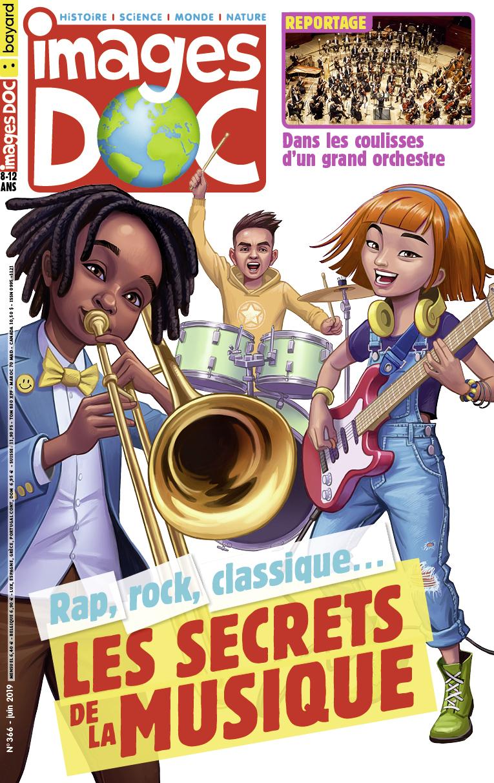 couverture Images Doc n°366 juin 2019