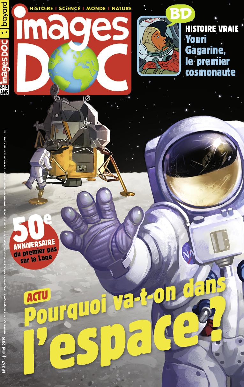 couverture Images Doc n°367 juillet 2019