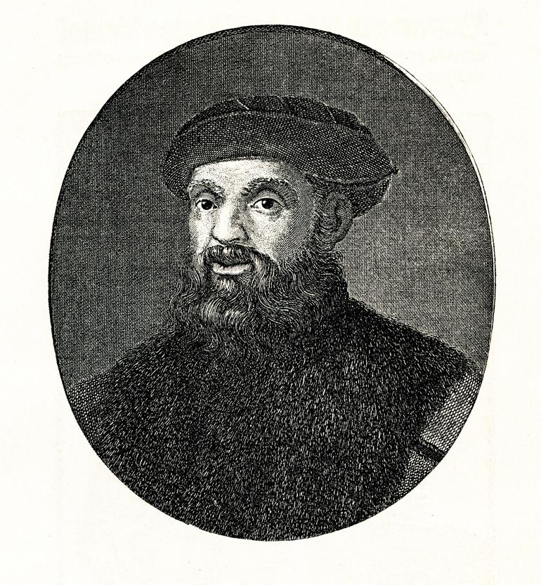 Fernand de Magellan, explorateur et navigateur portugais ©Adobe Stock