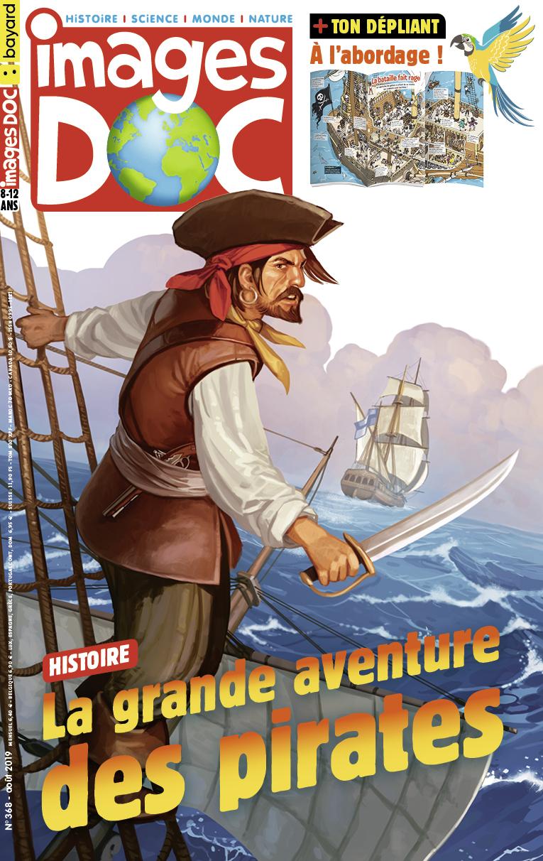 couverture Images Doc n°368 août 2019