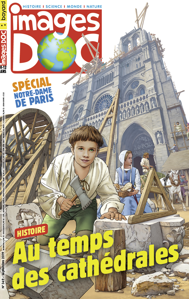 couverture Images Doc n°369 septembre 2019