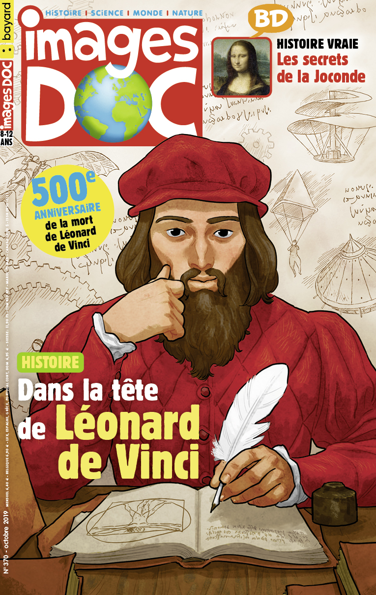 couverture Images Doc n°370 octobre 2019