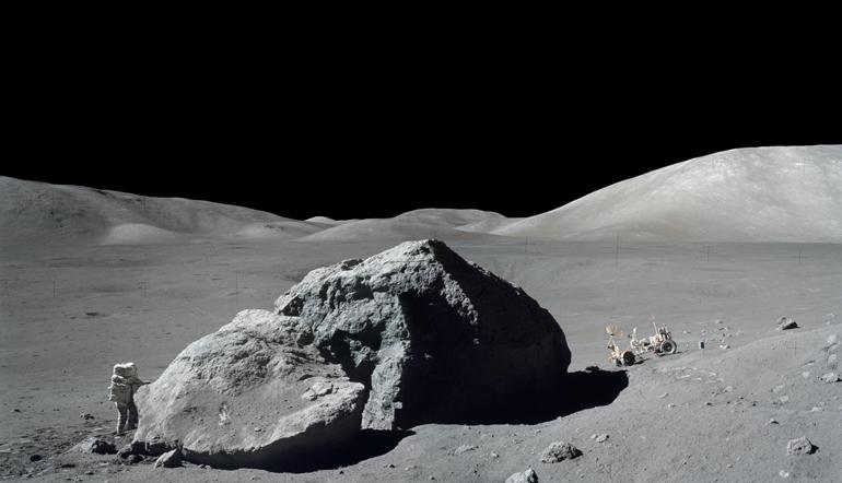 © NASA/Eugene Cernan