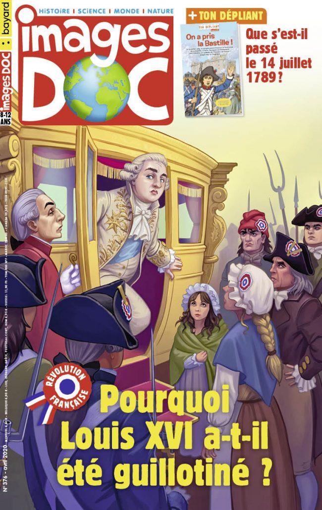 Pourquoi Louis XVI a-t-il été guillotiné?