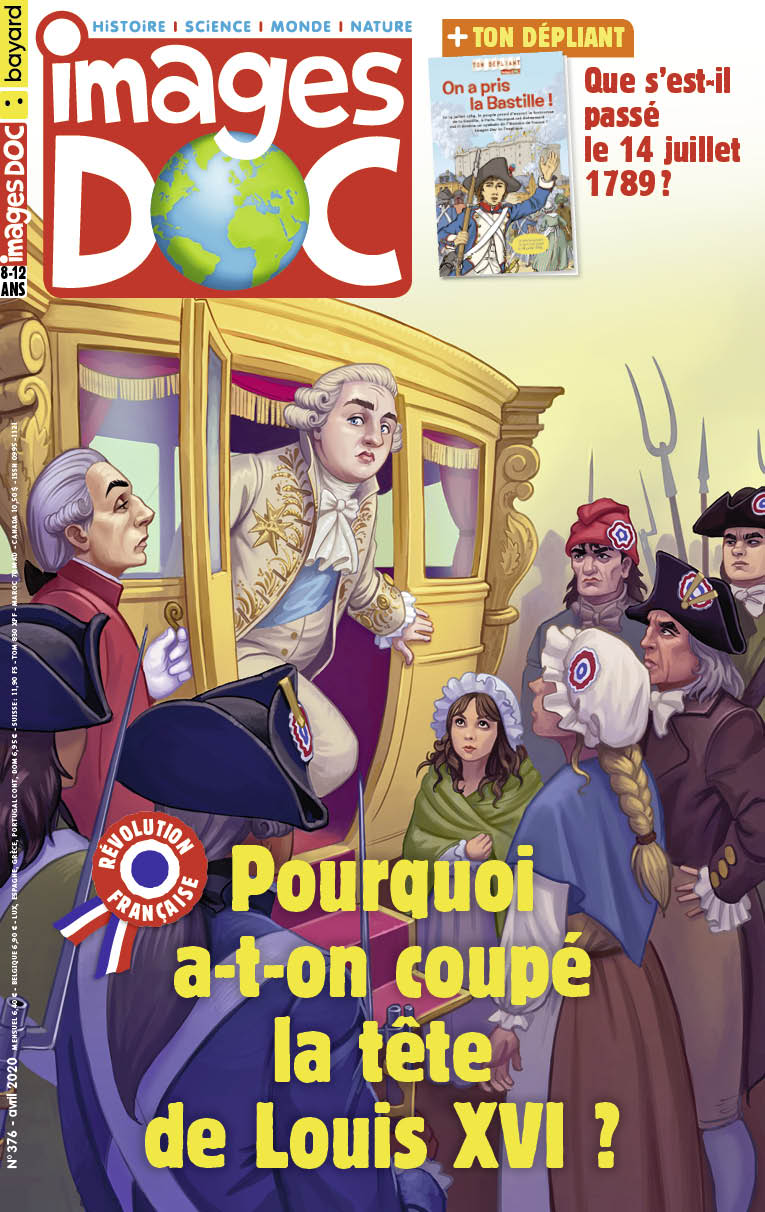 couverture Images Doc n°376 avril 2020