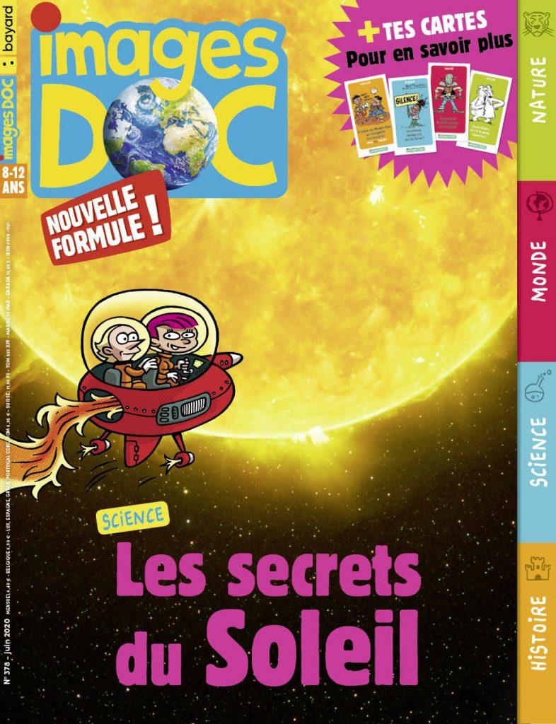 couverture Images Doc n°378 juin 2020