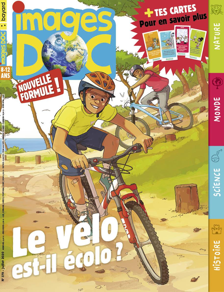 couverture Images Doc n°379 juillet 2020