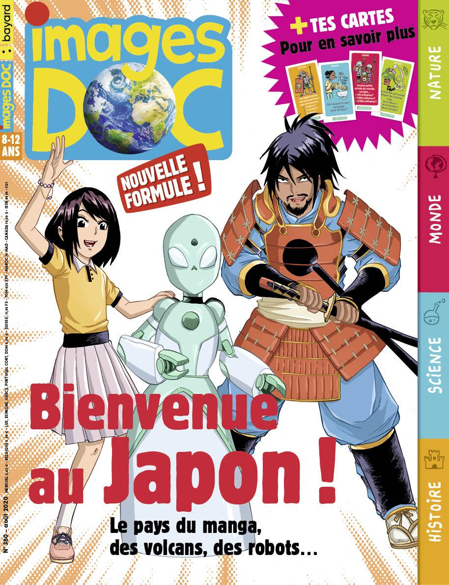 couverture Images Doc n°380 août 2020