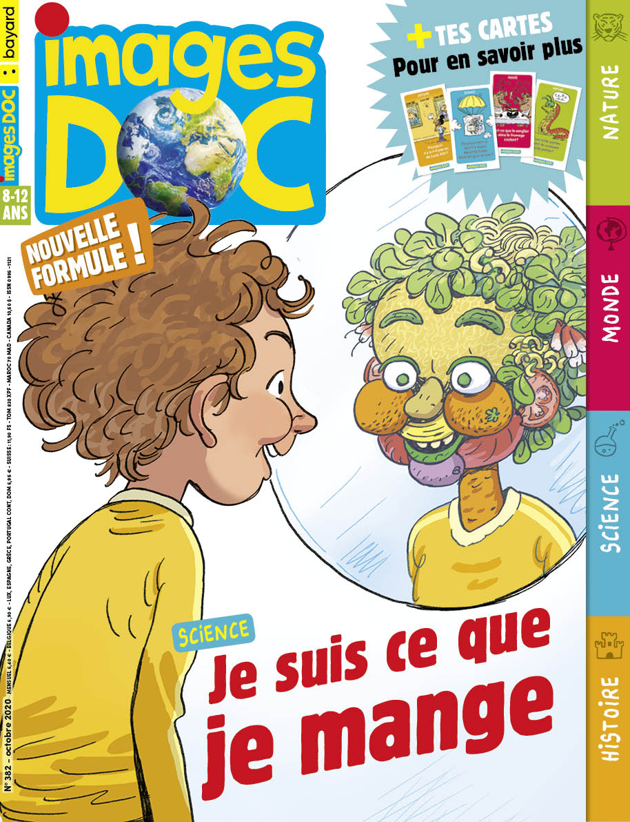 couverture Images Doc n°382 octobre 2020