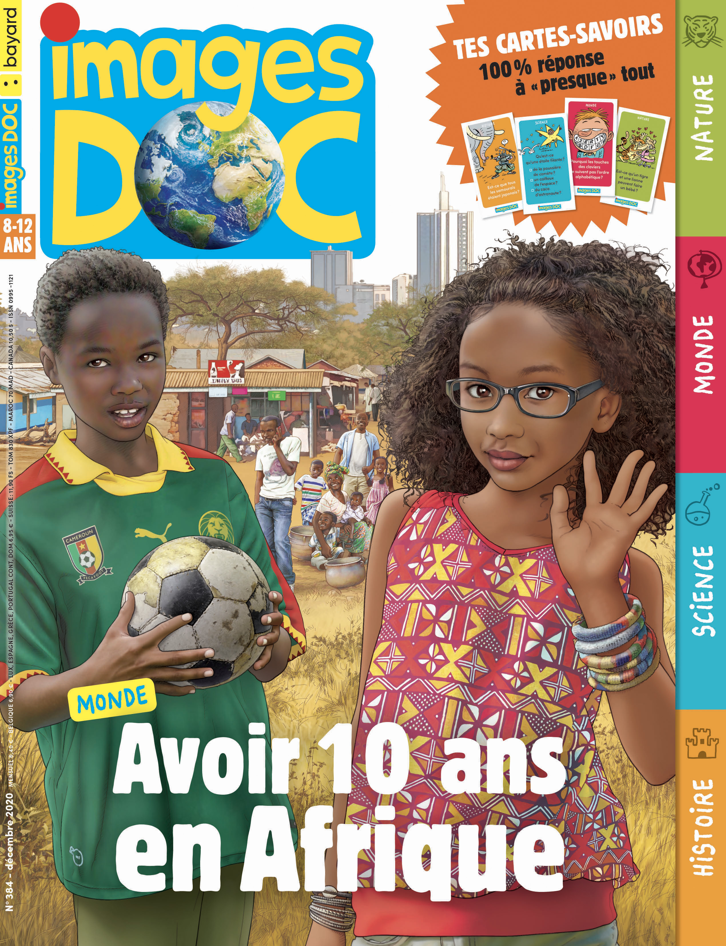 couverture Images Doc n°384 décembre 2020