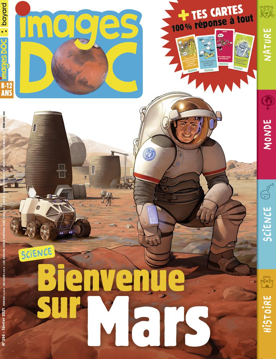 couverture Images Doc n°386 février 2021