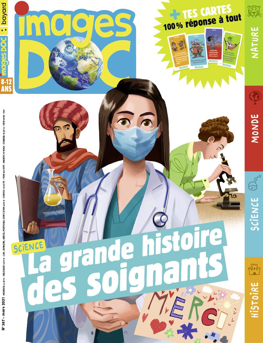 couverture Images Doc n°387 mars 2021