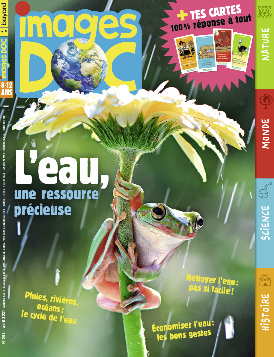 couverture Images Doc n°388 avril 2021