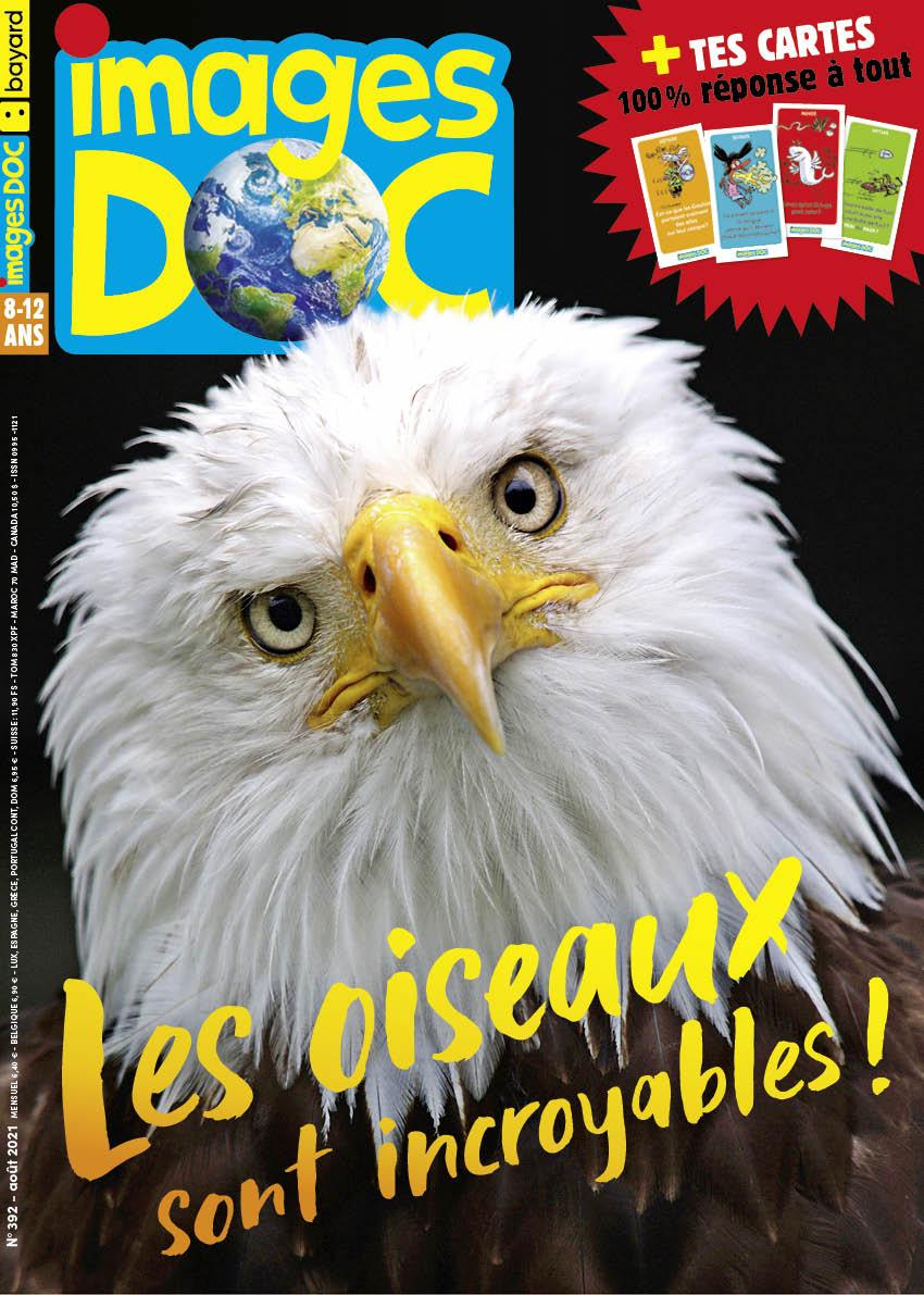 couverture Images Doc n°392 août 2021