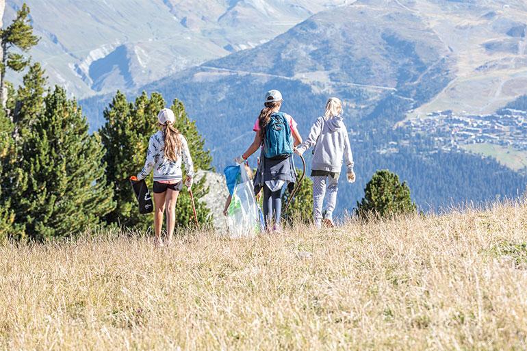 Mountain Riders - Stop Waste Tour 2020 ©Raj Bundhoo